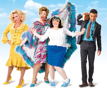 Hairspray-Logo-and-Cast-1