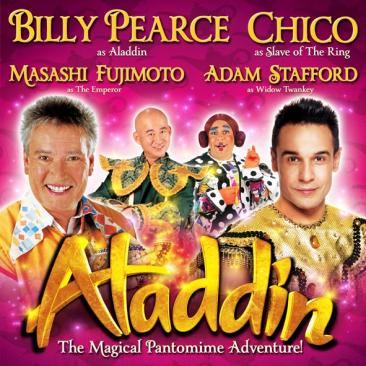 Chewing the scenery with harry zing ctstheatreblog for Farcical pantomime